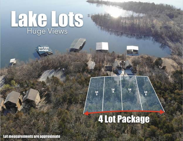Lts 6-9 Happy Hollow Road, Blue Eye, MO 65611 (MLS #60156679) :: The Real Estate Riders