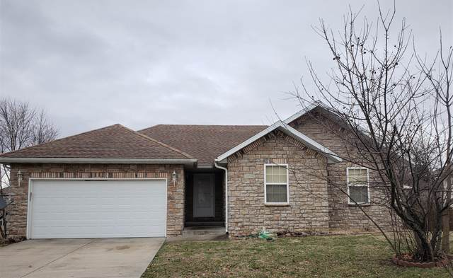 111 Northgate Avenue, Monett, MO 65708 (MLS #60156757) :: Team Real Estate - Springfield