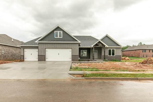 738 S Thornridge Drive, Springfield, MO 65809 (MLS #60161399) :: Sue Carter Real Estate Group
