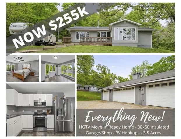 320 Castle Rock Road, Reeds Spring, MO 65737 (MLS #60162834) :: Team Real Estate - Springfield