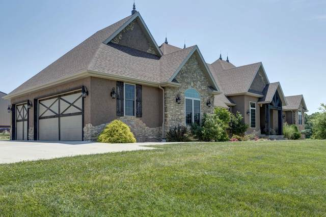 4548 N Farm Rd 249, Strafford, MO 65757 (MLS #60166710) :: Team Real Estate - Springfield