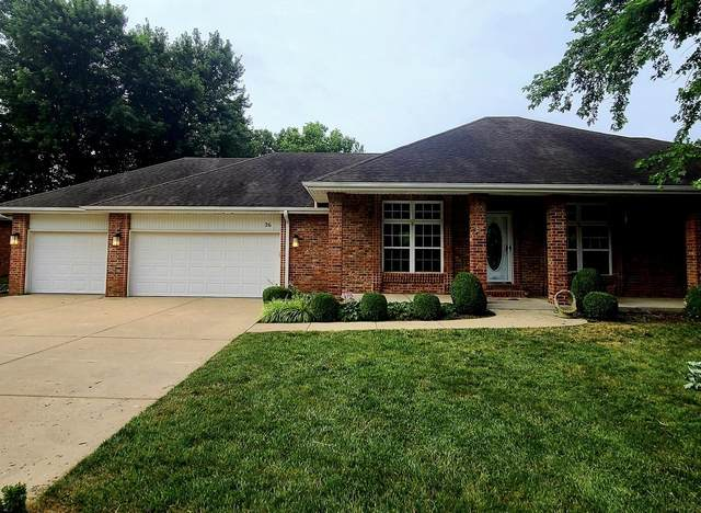 726 E Meramec Lane, Nixa, MO 65714 (MLS #60167071) :: The Real Estate Riders