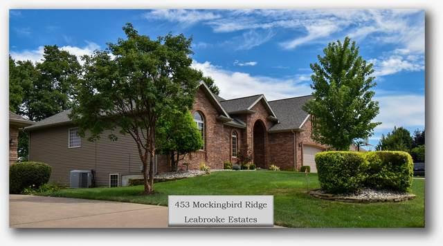 453 Mockingbird Ridge, Rogersville, MO 65742 (MLS #60169989) :: Sue Carter Real Estate Group