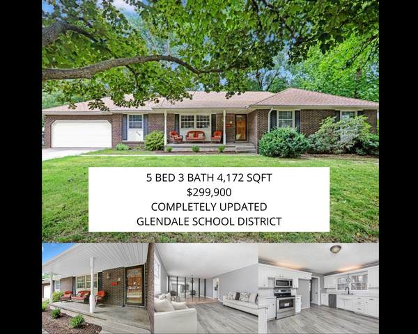 2725 S Luster Avenue, Springfield, MO 65804 (MLS #60170904) :: Weichert, REALTORS - Good Life