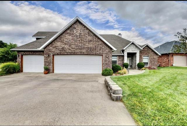 4883 S Franwood Place, Springfield, MO 65810 (MLS #60172599) :: The Real Estate Riders