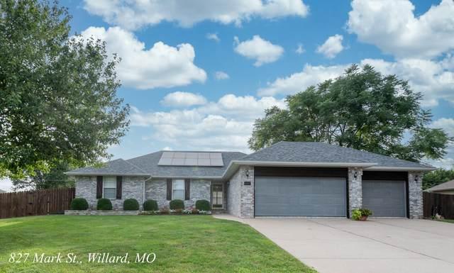 827 S Mark Street, Willard, MO 65781 (MLS #60172652) :: The Real Estate Riders