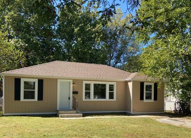2607 N Delaware Avenue, Springfield, MO 65803 (MLS #60175145) :: Evan's Group LLC