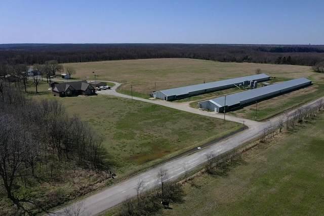 62725 E 170 Road, Wyandotte, OK 74370 (MLS #60176322) :: Lakeland Realty, Inc.