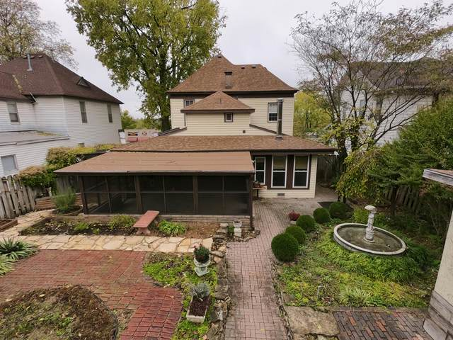 1024 W College Street, Springfield, MO 65806 (MLS #60176695) :: Team Real Estate - Springfield