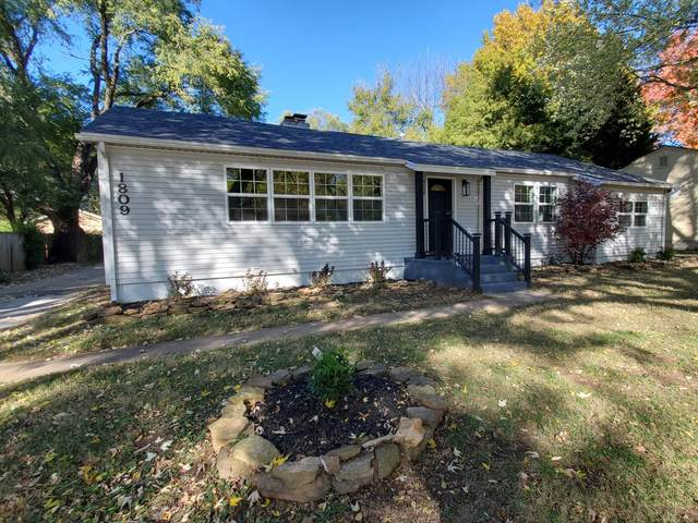 1809 E Crestview Street, Springfield, MO 65804 (MLS #60177264) :: Evan's Group LLC