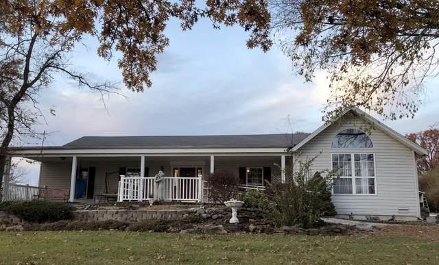 1331 E 490th Road, Bolivar, MO 65613 (MLS #60177431) :: Sue Carter Real Estate Group