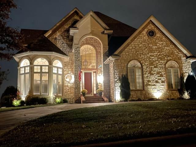 6109 S Lookout Ridge Drive, Ozark, MO 65721 (MLS #60178139) :: Team Real Estate - Springfield
