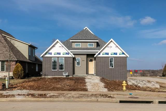 3843 E Brookdale Terrace, Springfield, MO 65802 (MLS #60178667) :: Team Real Estate - Springfield