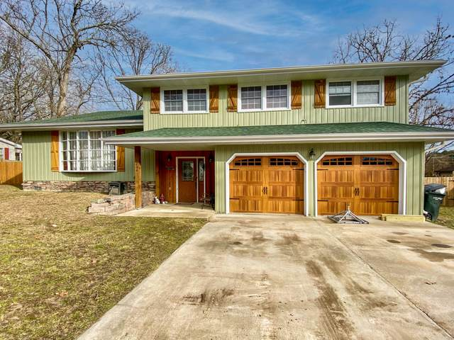 1204 Chateau Drive, West Plains, MO 65775 (MLS #60180826) :: United Country Real Estate