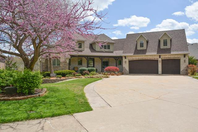 1246 W Stone Meadow Way, Springfield, MO 65810 (MLS #60183506) :: Tucker Real Estate Group | EXP Realty