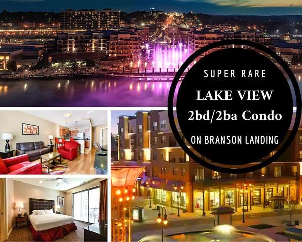 3215ab Branson Landing Boulevard 201 & 203, Branson, MO 65616 (MLS #60183564) :: Evan's Group LLC