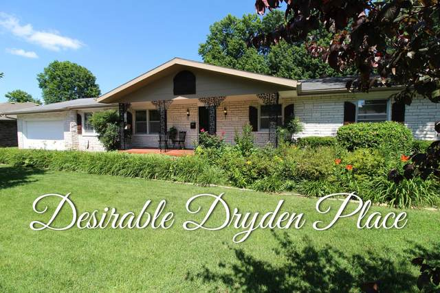 2106 S Mayfair Avenue, Springfield, MO 65804 (MLS #60186436) :: The Real Estate Riders