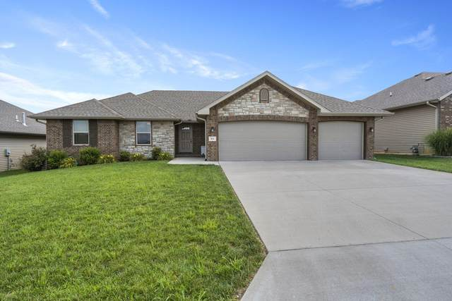 834 E Purple Martin Street, Nixa, MO 65714 (MLS #60196004) :: Clay & Clay Real Estate Team