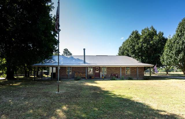 1893 S Locust Avenue, Westville, OK 74965 (MLS #60196323) :: Sue Carter Real Estate Group