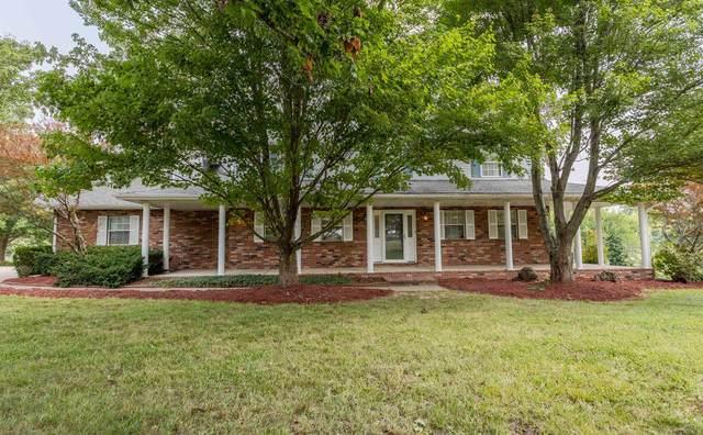 1107 W Tracker Road, Nixa, MO 65714 (MLS #60196611) :: United Country Real Estate