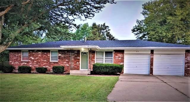 812 E Hadley Street, Aurora, MO 65605 (MLS #60197540) :: Team Real Estate - Springfield