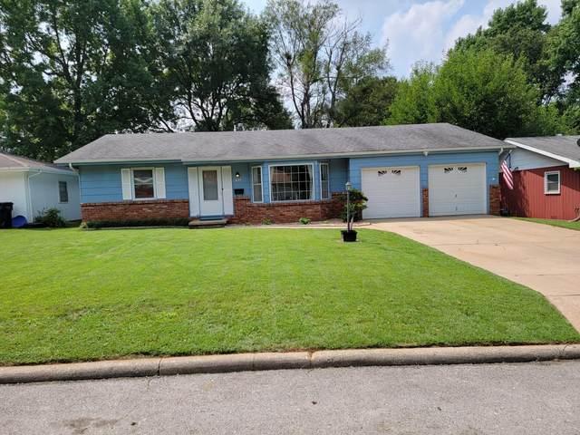 1434 W Berkeley Street, Springfield, MO 65807 (MLS #60197817) :: Tucker Real Estate Group   EXP Realty