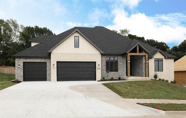 4740 E Forest Trails Drive, Springfield, MO 65809 (MLS #60200327) :: Sue Carter Real Estate Group