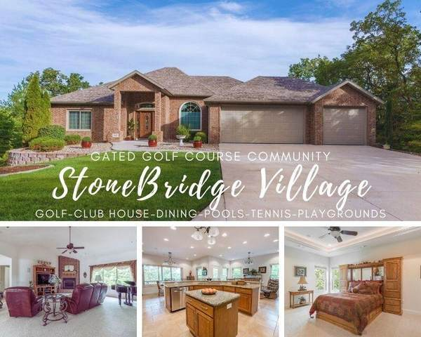 842 Silver Cliff Way, Branson West, MO 65737 (MLS #60202081) :: Team Real Estate - Springfield