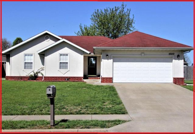 1707 S Miller Ave., Springfield, MO 65802 (MLS #60106444) :: Good Life Realty of Missouri