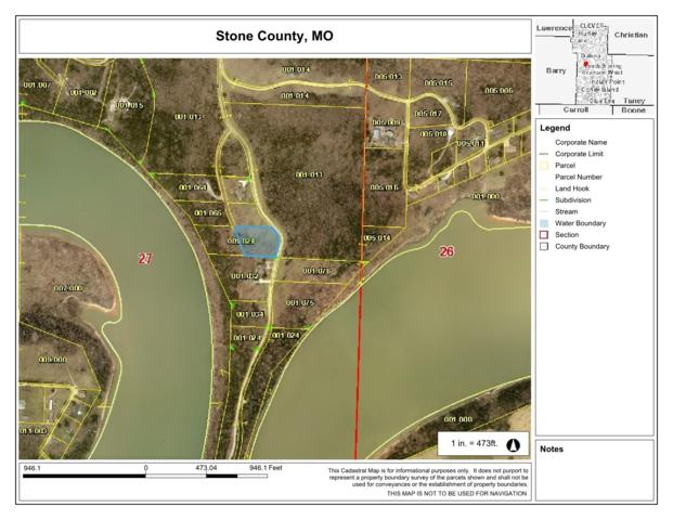 Tbd Lot 69 Point 15 Dr., Cape Fair, MO 65624 (MLS #60116274) :: Good Life Realty of Missouri