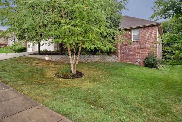 851 E Meadow Garden Court, Nixa, MO 65714 (MLS #60144866) :: Weichert, REALTORS - Good Life