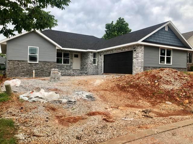 563 E Katella Circle, Nixa, MO 65714 (MLS #60150732) :: Sue Carter Real Estate Group