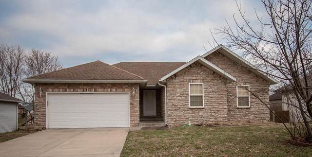 111 Northgate Avenue, Monett, MO 65708 (MLS #60156757) :: Weichert, REALTORS - Good Life