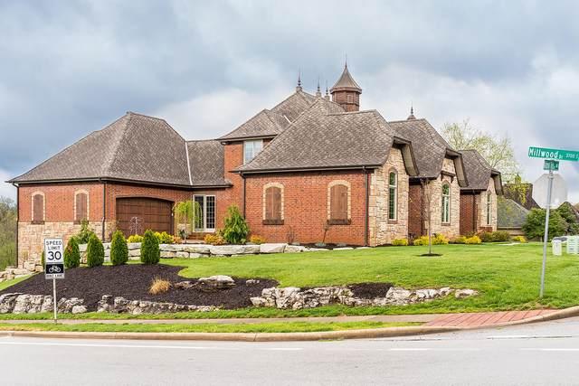 6137 S Natural Falls Drive, Ozark, MO 65721 (MLS #60161768) :: Clay & Clay Real Estate Team