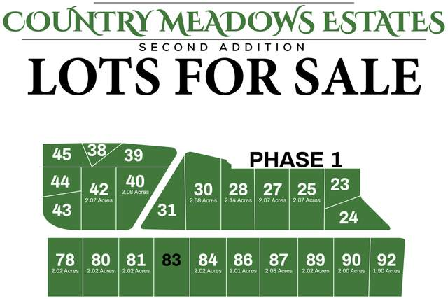 Tbd Raspberry Rd Lot 89, Highlandville, MO 65669 (MLS #60163117) :: Sue Carter Real Estate Group