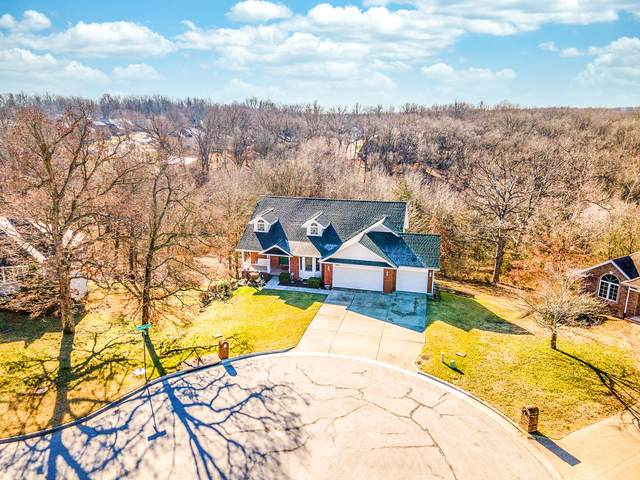 3935 N Williams Place, Springfield, MO 65803 (MLS #60178720) :: Team Real Estate - Springfield