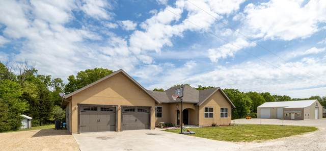 50 Yankee Drive, Marshfield, MO 65706 (MLS #60190617) :: Team Real Estate - Springfield