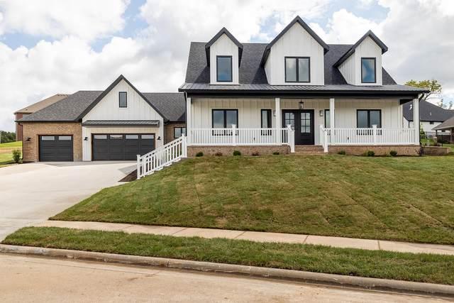 1292 S Waterstone Bend, Nixa, MO 65714 (MLS #60191009) :: Sue Carter Real Estate Group