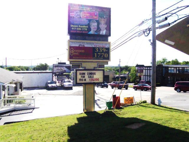 1033 W Main Street, Branson, MO 65616 (MLS #60033881) :: Team Real Estate - Springfield