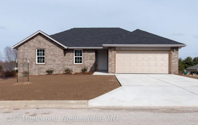 237 Maplewood Drive, Highlandville, MO 65669 (MLS #60091363) :: Team Real Estate - Springfield