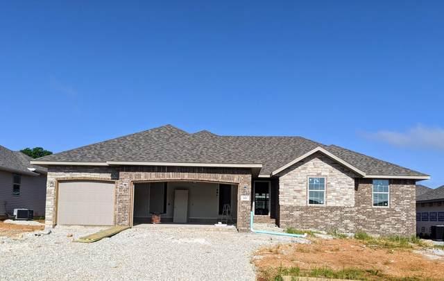 1661 N Kingfisher Drive Lot 166, Nixa, MO 65714 (MLS #60160961) :: Winans - Lee Team | Keller Williams Tri-Lakes