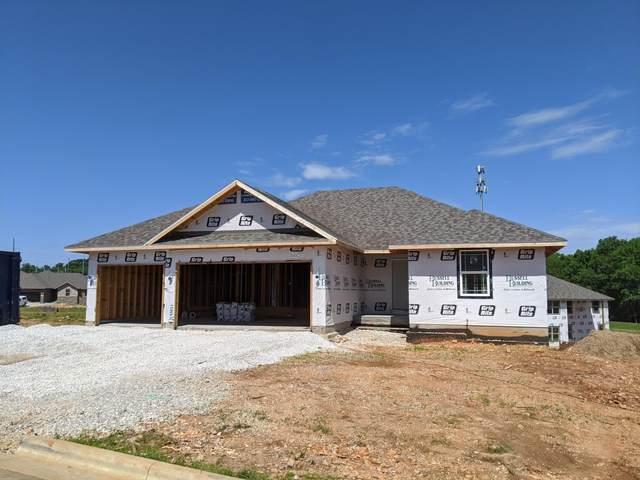 806 E Brewer Avenue Lot 132, Nixa, MO 65714 (MLS #60163061) :: The Real Estate Riders