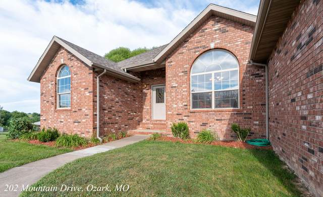 202 Mountain Drive, Ozark, MO 65721 (MLS #60171748) :: Weichert, REALTORS - Good Life