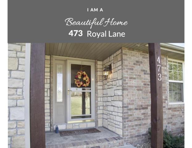 473 Royal Lane, Clever, MO 65631 (MLS #60091404) :: Greater Springfield, REALTORS