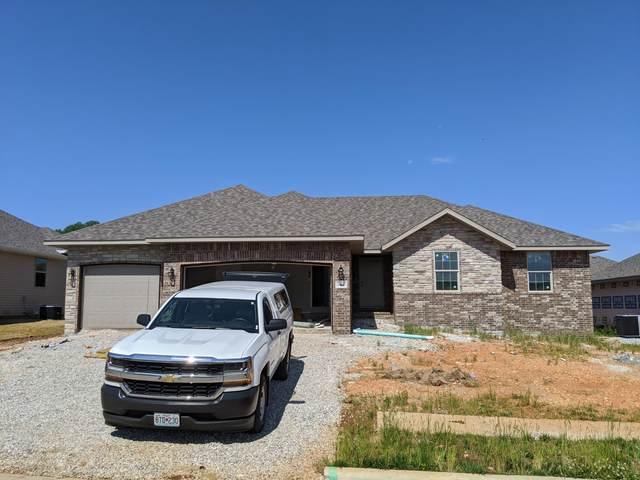 1661 N Kingfisher Drive Lot 166, Nixa, MO 65714 (MLS #60160961) :: The Real Estate Riders
