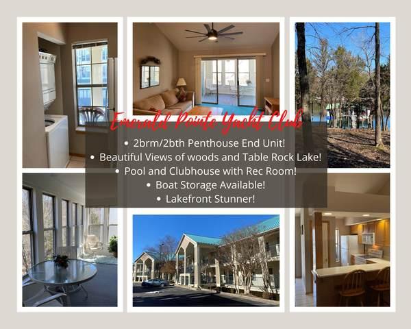 225 Lower Emerald Bay Circle #18, Hollister, MO 65672 (MLS #60184455) :: Team Real Estate - Springfield