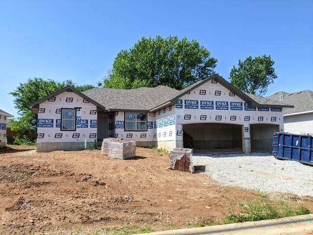 810 E Purple Martin Street Lot 160, Nixa, MO 65714 (MLS #60160937) :: The Real Estate Riders