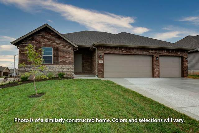 1829 S Erika Avenue Lot 58, Springfield, MO 65802 (MLS #60167553) :: Weichert, REALTORS - Good Life