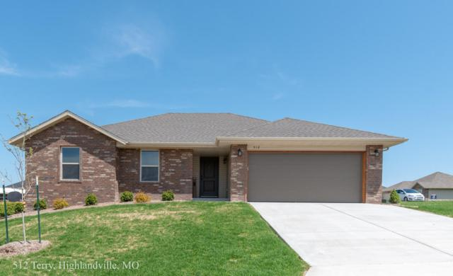 512 Terri Court, Highlandville, MO 65669 (MLS #60091364) :: Team Real Estate - Springfield