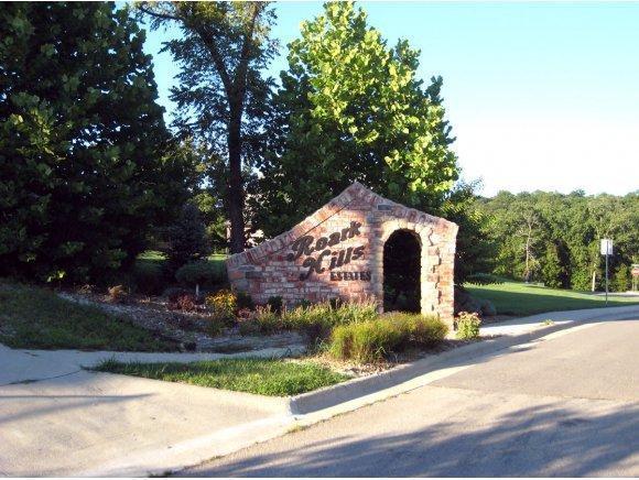 Lot 44 Roark Hills Drive, Branson, MO 65616 (MLS #30330198) :: Sue Carter Real Estate Group